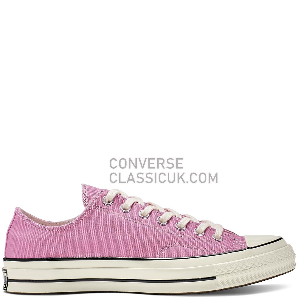 Converse Chuck 70 Low-Top Mens Womens Unisex 164952C Magic/Flamingo/Egret/Black Shoes