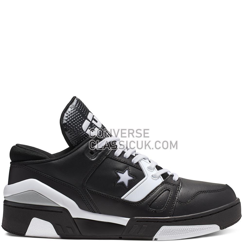 Converse ERX 260 Low-Top Mens Womens Unisex 165045C Black/White/Dolphin Shoes