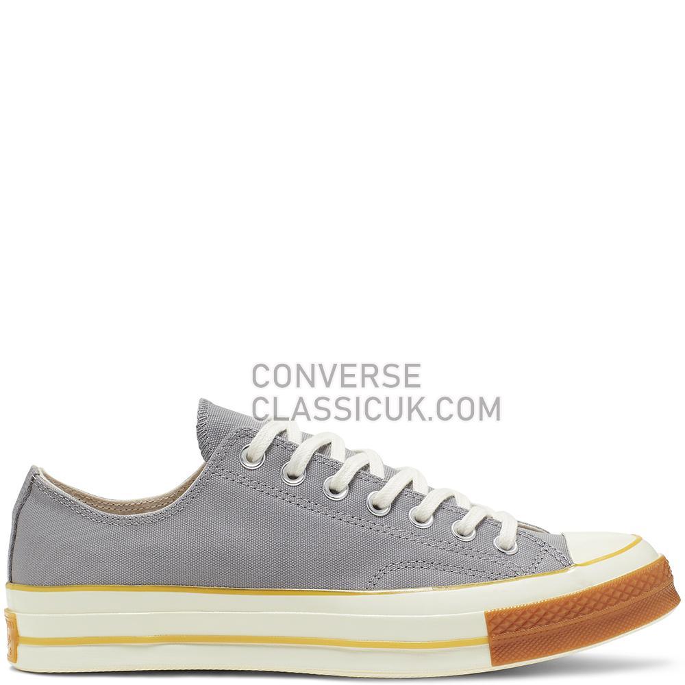 Converse Chuck 70 Pop Toe Low Top Mens Womens Unisex 165721C Dolphin/Egret/Gum/Honey Shoes