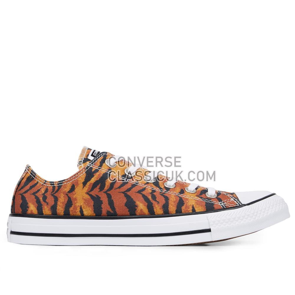 Converse Chuck Taylor All Star Dark Tiger Low-Top Mens 165798C Multi/White/Black Shoes