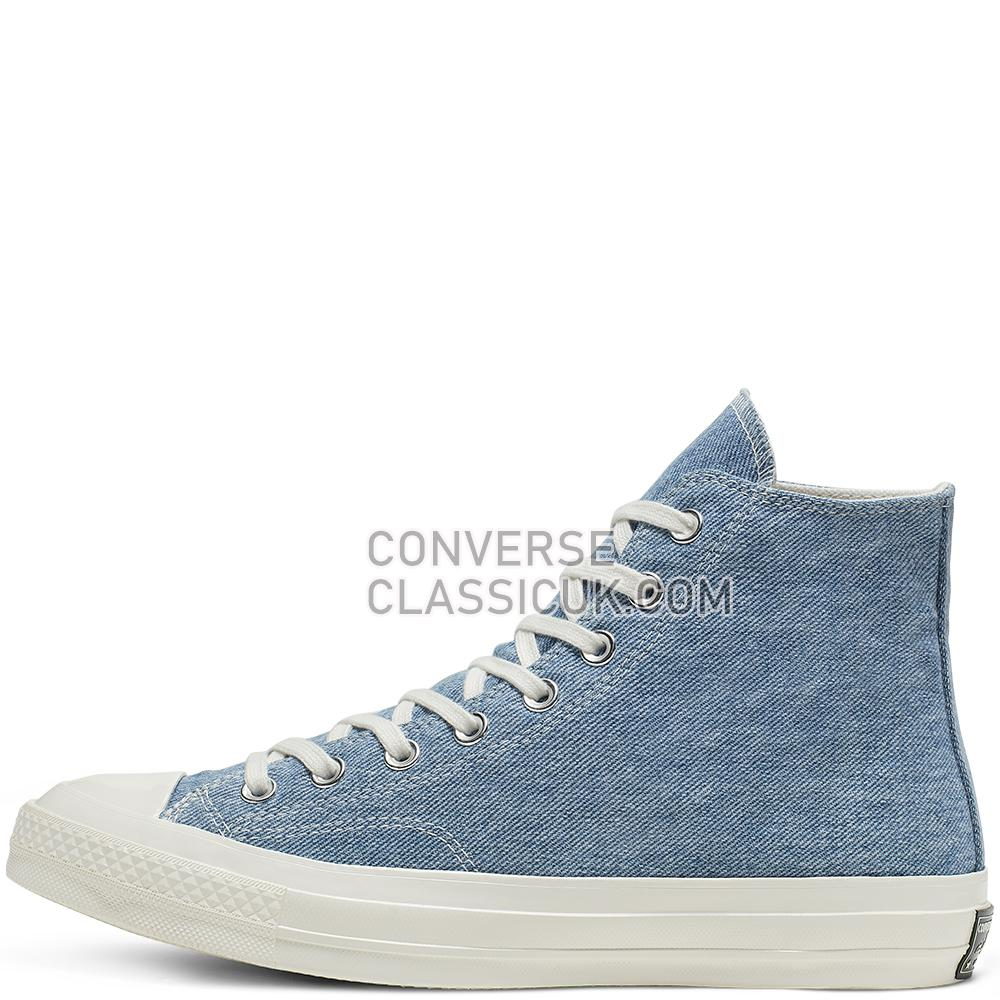 Converse Renew Denim Chuck 70 High Top Mens 165648C Light/Denim/Egret/Egret Shoes