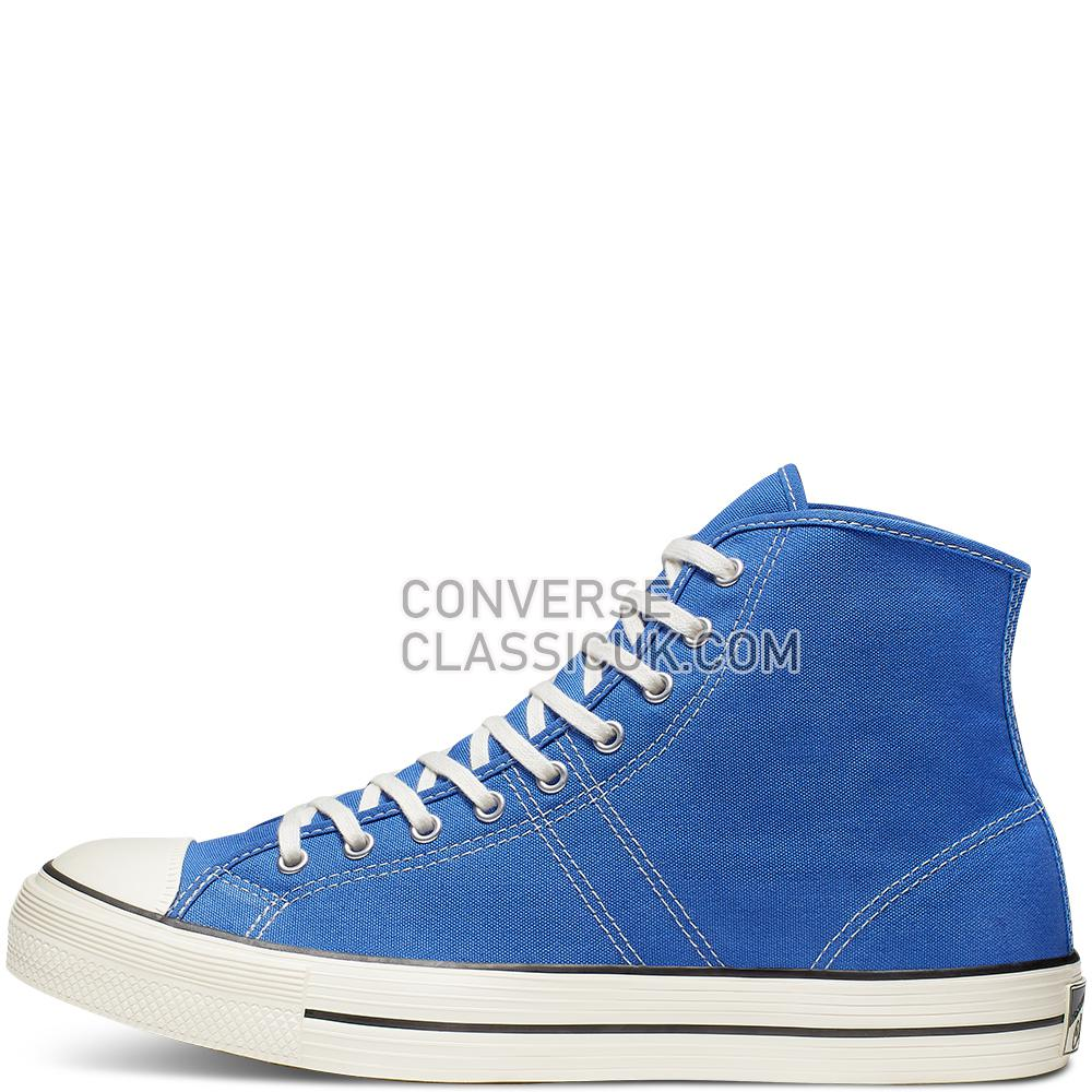 Converse Lucky Star High Top Mens Womens Unisex 165012C Ozone/Blue/Egret/Black Shoes
