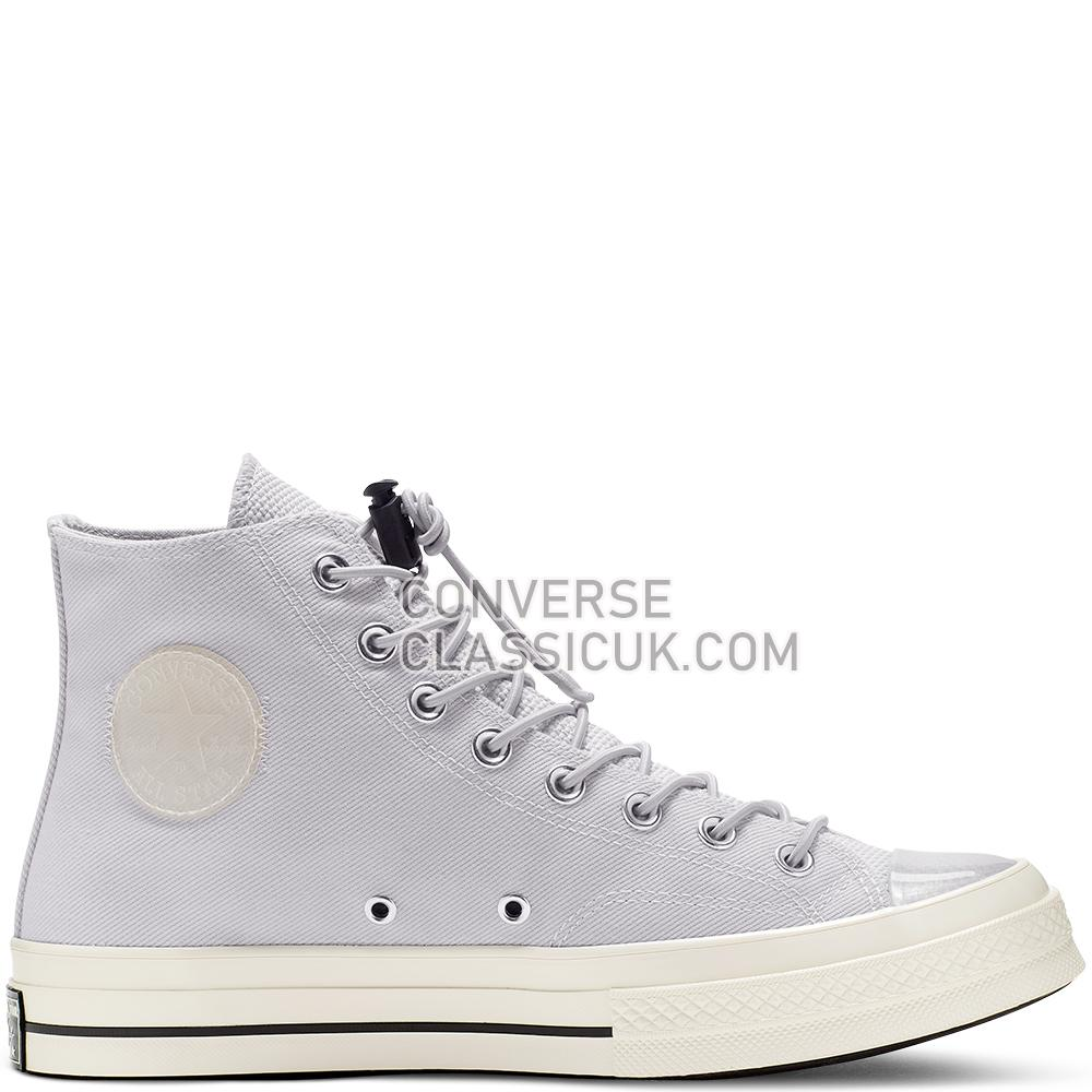 Converse Chuck 70 Space Racer High-Top Mens Womens Unisex 165086C Pale/Putty/Black/Egret Shoes