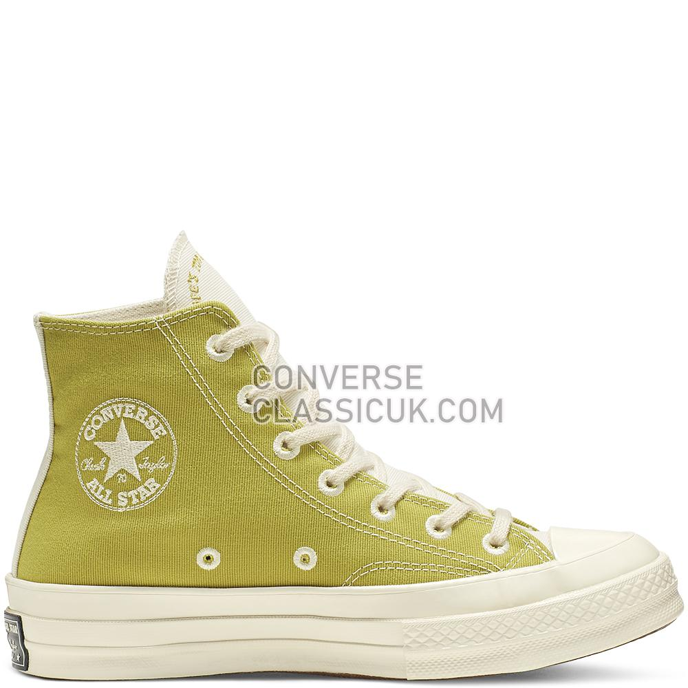 Converse Chuck 70 Renew High Top Mens 165421C Moss/Natural/Black Shoes