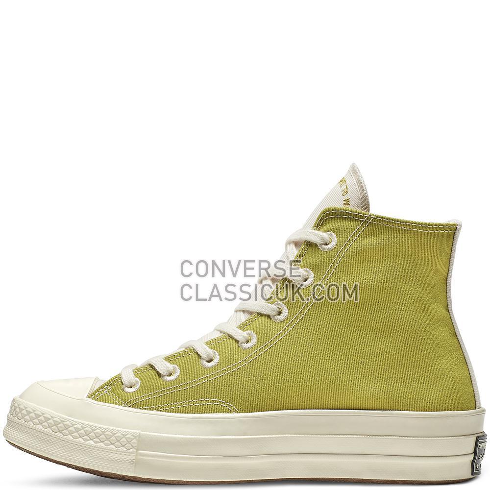 Converse Chuck 70 Renew High Top Mens 165421C Moss/Natural/Black Shoes