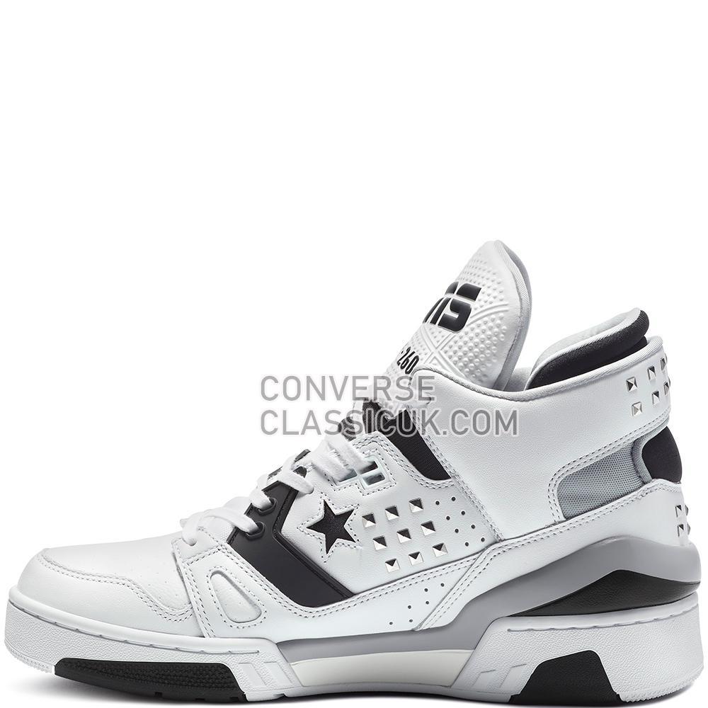 Converse ERX 260 Metal-White/Black/Mouse Mens 163799C White/Black/Mouse Shoes