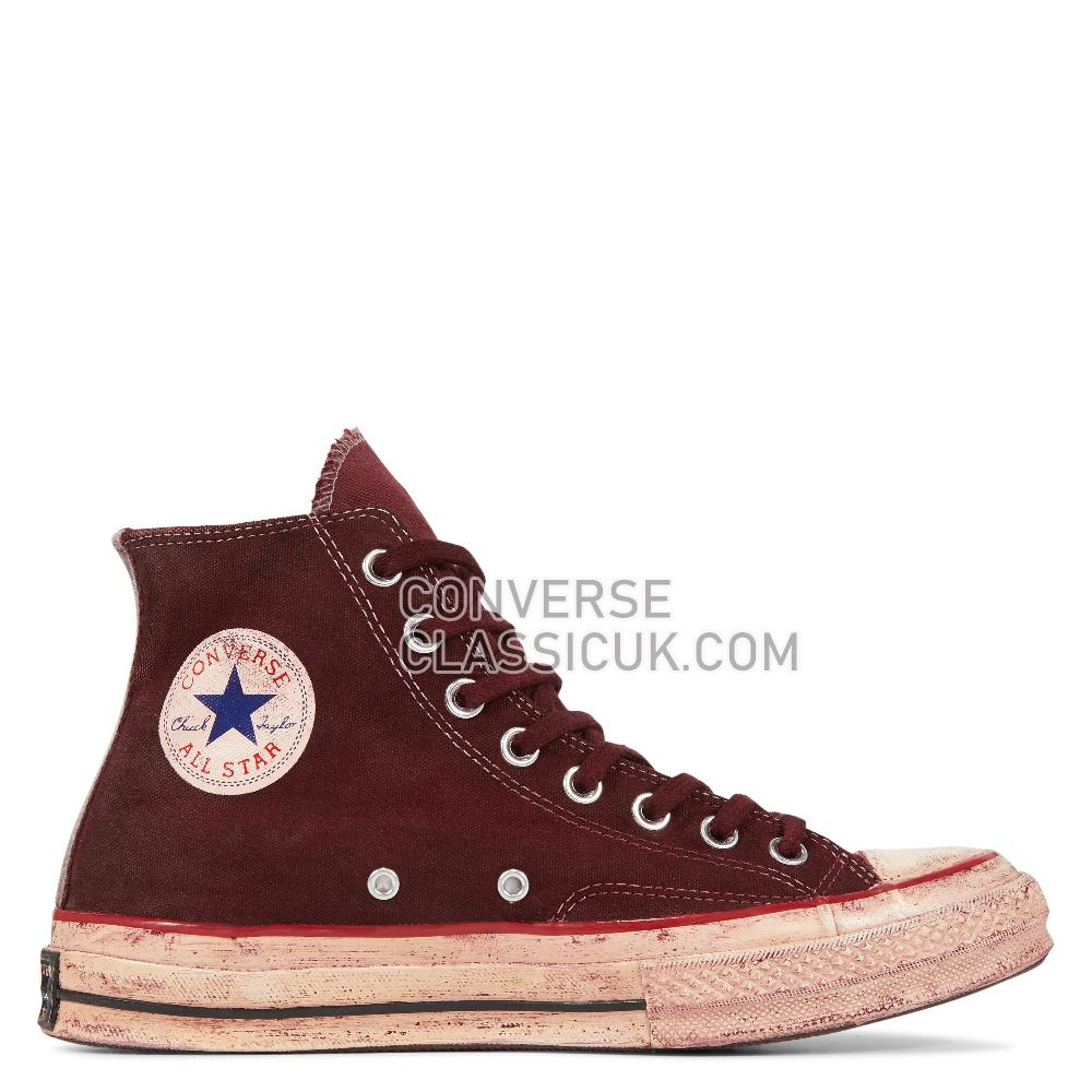 Converse Chuck 70 Ltd High Top In Berry Dyed Mens Womens Unisex 162902C Berry/Dyed Shoes