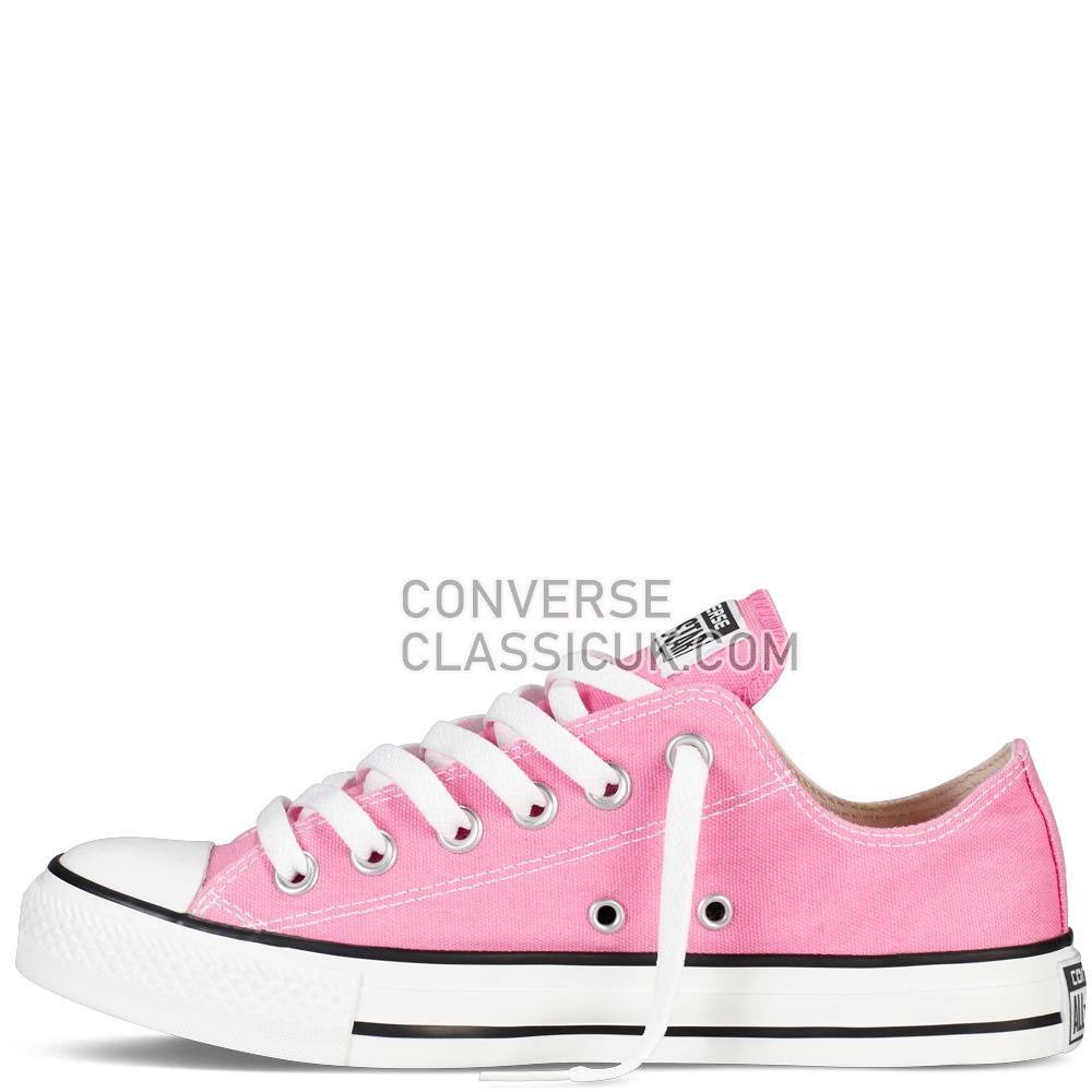 Converse Chuck Taylor All Star Classic Colours Pink Mens Womens Unisex M9007C Pink Shoes