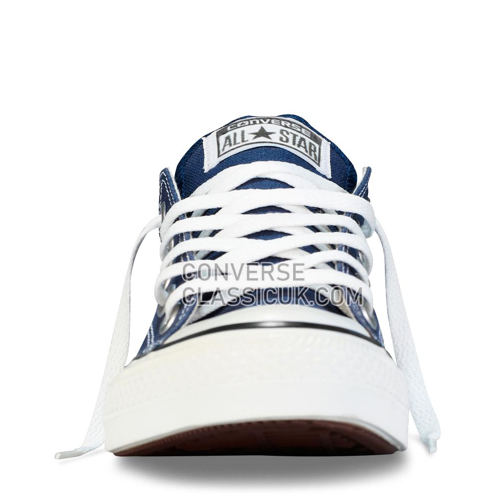 Converse Chuck Taylor All Star Classic Colours Navy Mens Womens Unisex M9697C Navy Shoes