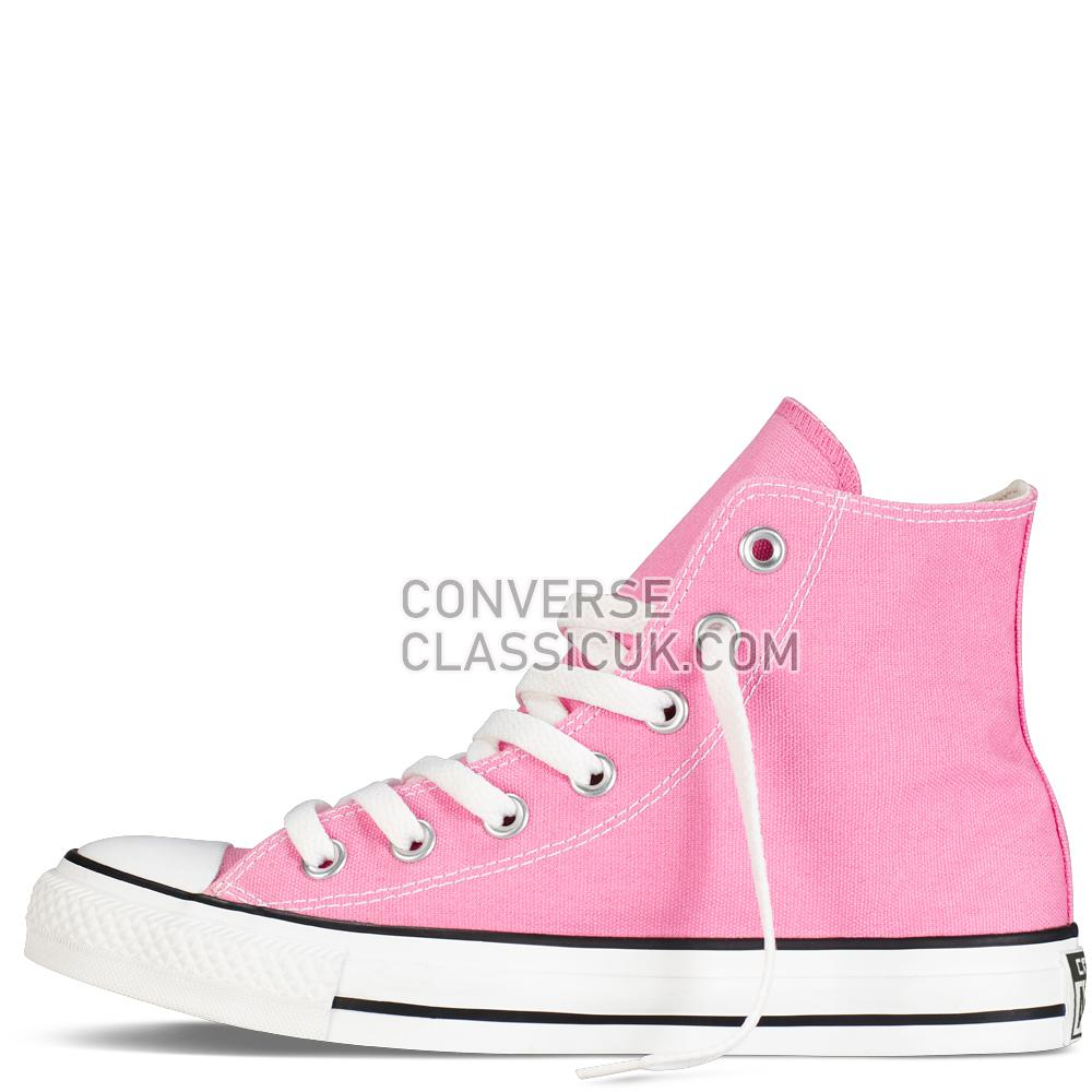 Converse Chuck Taylor All Star Classic Colours Pink Mens Womens Unisex M9006C Pink Shoes