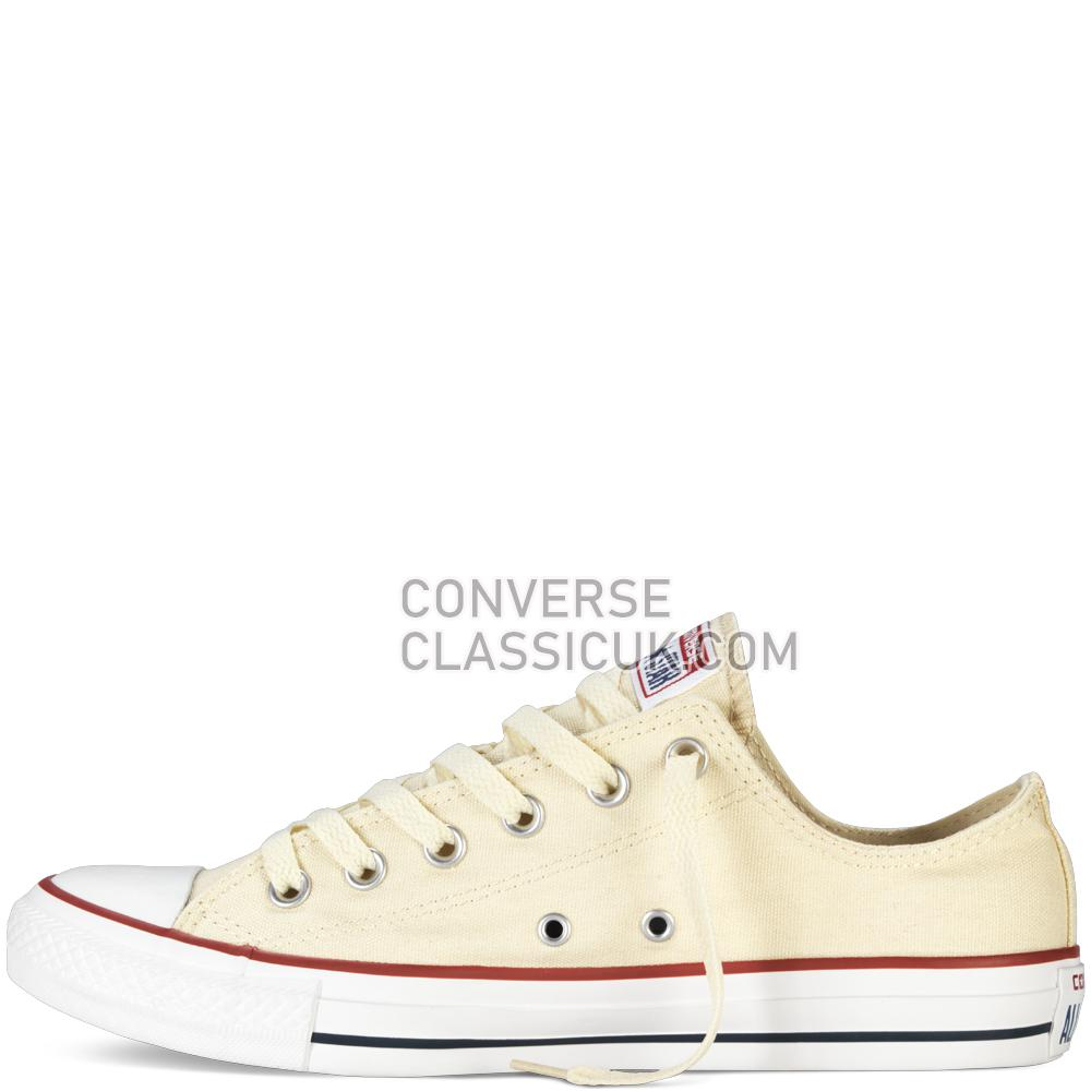 Converse Chuck Taylor All Star Classic Colours Natural White Mens Womens Unisex M9165C Natural/White Shoes