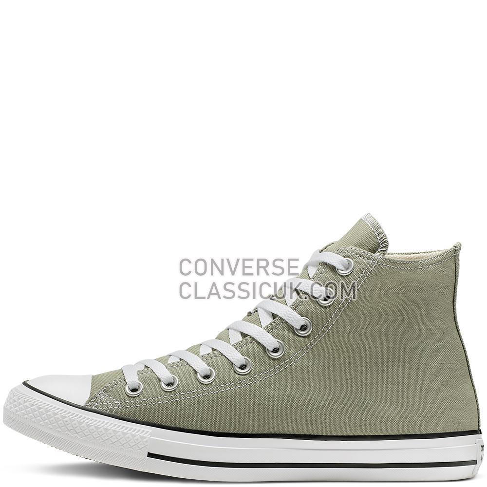 Converse Chuck Taylor All Star Seasonal Colour High Top Mens Womens Unisex 164933C Jade/Stone Shoes