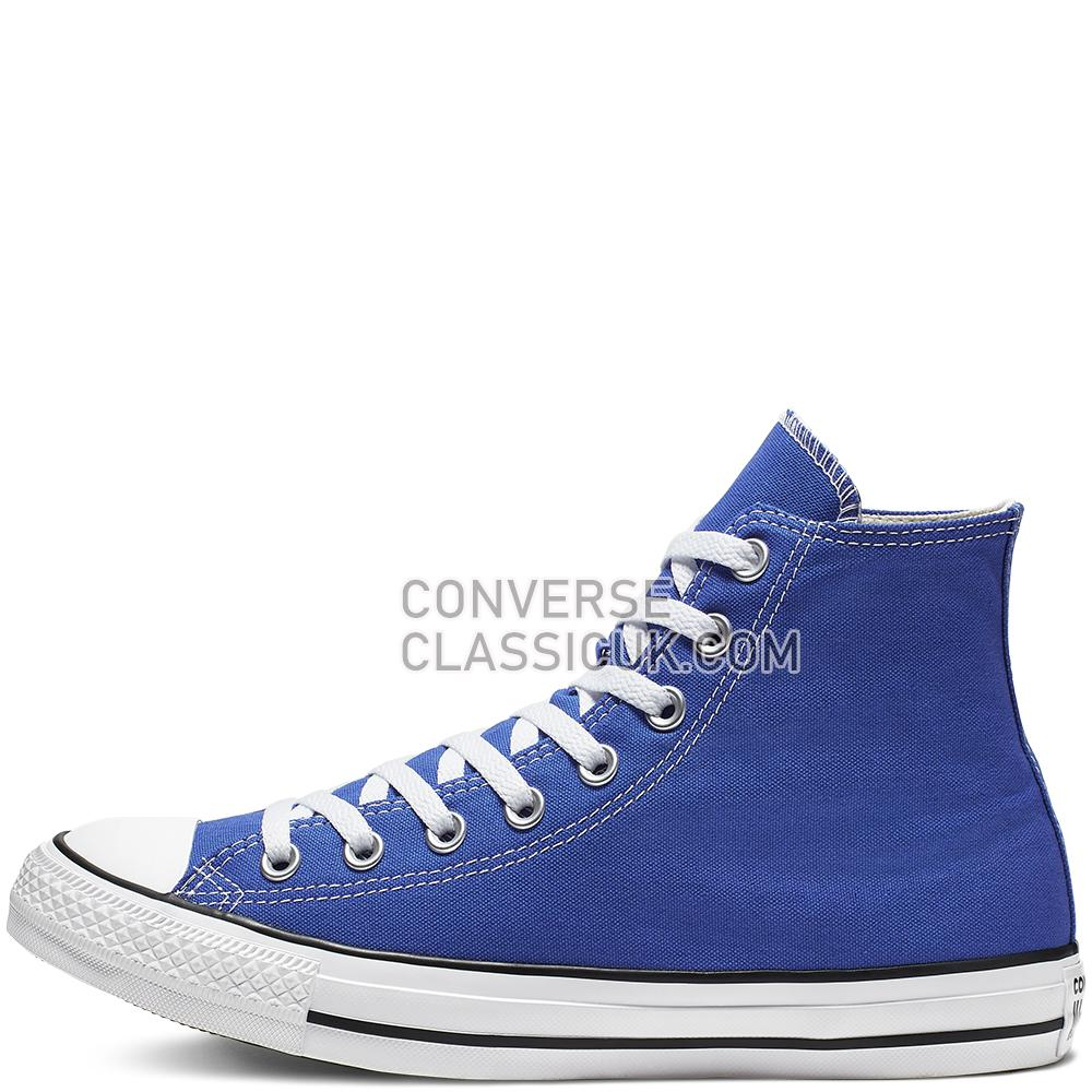Converse Chuck Taylor All Star Seasonal Colour High Top Mens Womens Unisex 164934C Hyper/Royal Shoes