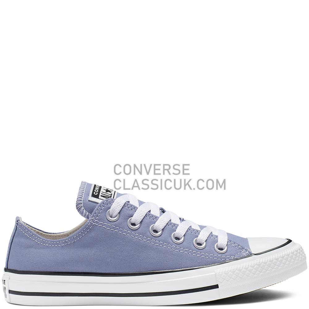 Converse Chuck Taylor All Star Low-Top Mens Womens Unisex 164940C Stellar/Indigo Shoes