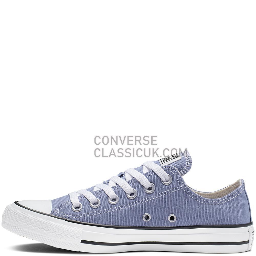 Converse Chuck Taylor All Star Low-Top Mens Womens Unisex 164940C Stellar/Indigo Shoes