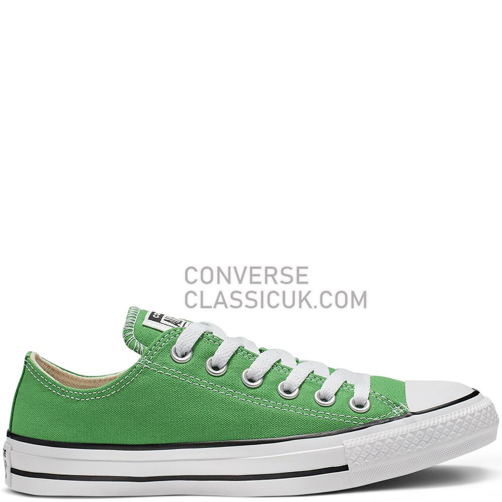Converse Chuck Taylor All Star Low-Top Mens Womens Unisex 164939C Bold/Kiwi Shoes