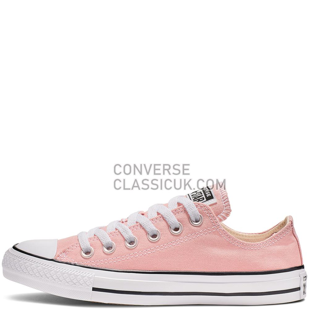 Converse Chuck Taylor All Star Low-Top Mens Womens Unisex 164936C Coastal/Pink Shoes