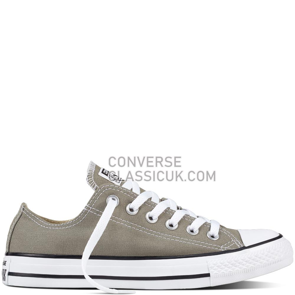 Converse Chuck Taylor All Star Seasonal Color Low Top Mens Womens Unisex 159564C Dark/Stucco Shoes