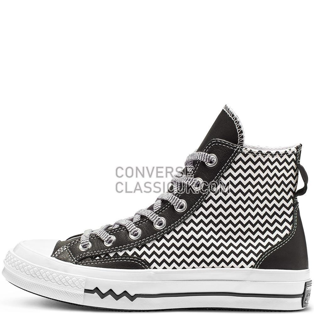 Converse Chuck 70 VLTG High Top Womens 564969C Converse/Black/White/White Shoes