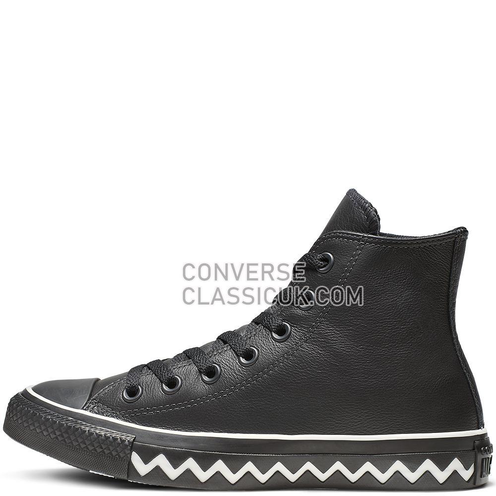 Converse Chuck Taylor All Star VLTG High Top Womens 564948C Black/White/Black Shoes