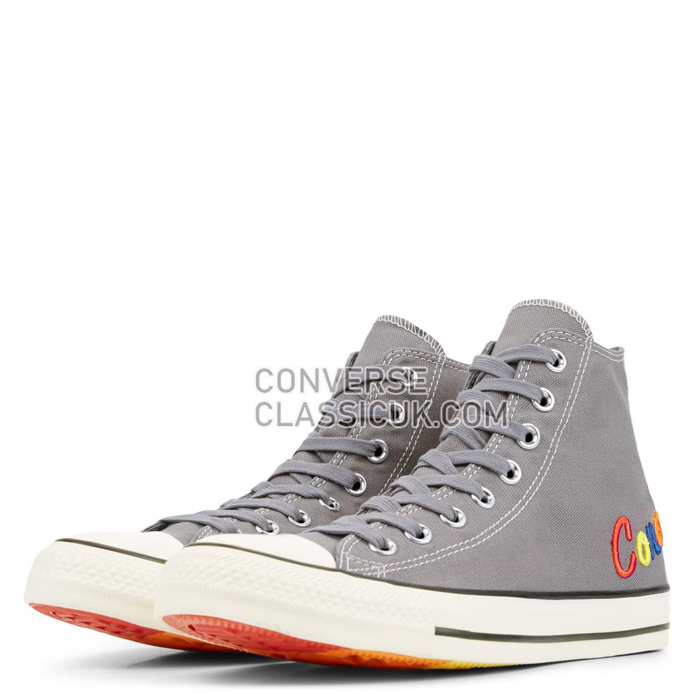 Converse Chuck Taylor All Star Rainbow High Top Mens Womens Unisex 165555C Mason/Egret/Mason Shoes