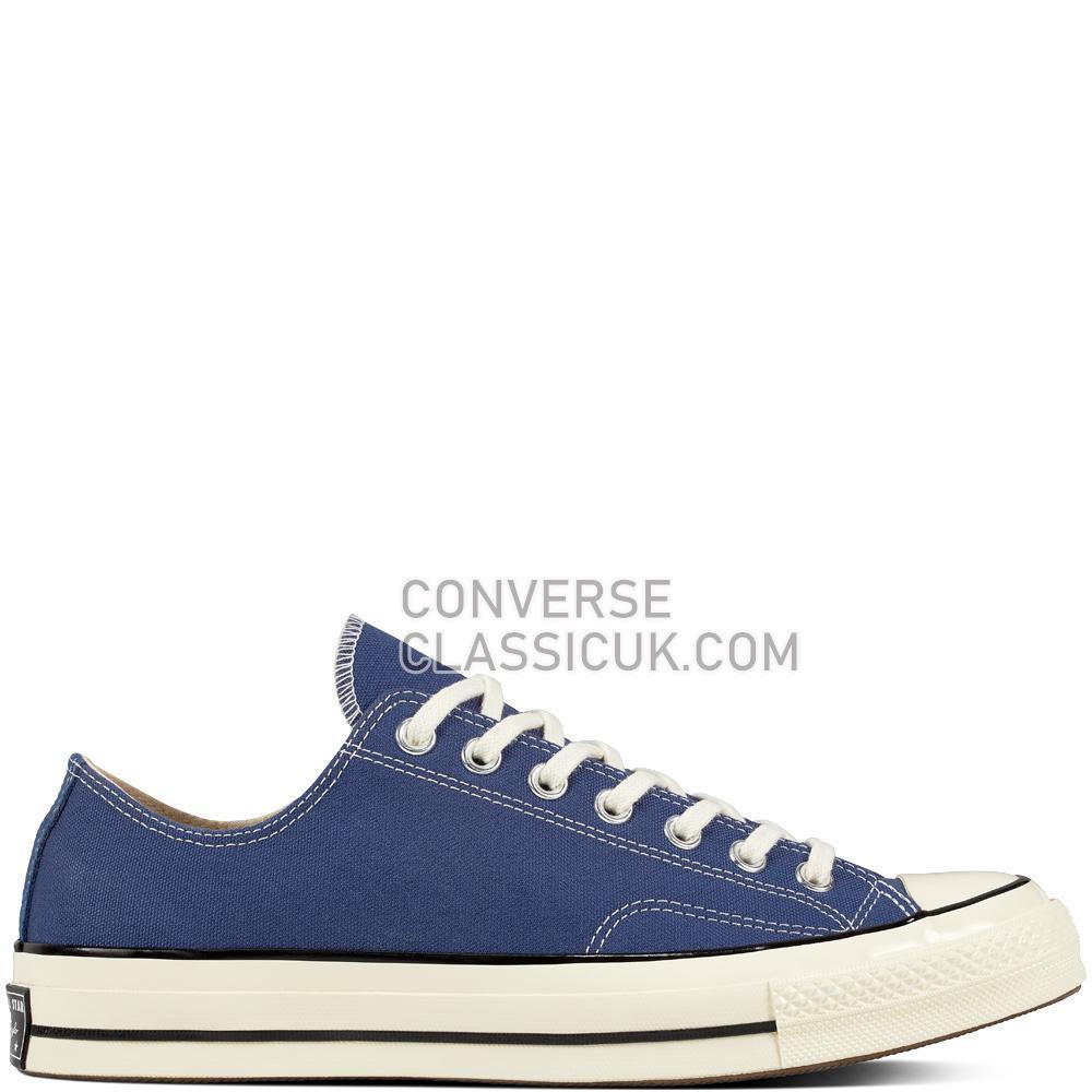 Converse Chuck 70 True Navy Mens Womens Unisex 162064C True/Navy/Black/Egret Shoes