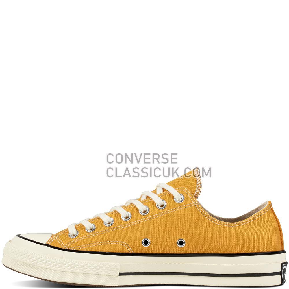 Converse Chuck 70 Sunflower Womens 162063C Sunflower/Black/Egret Shoes