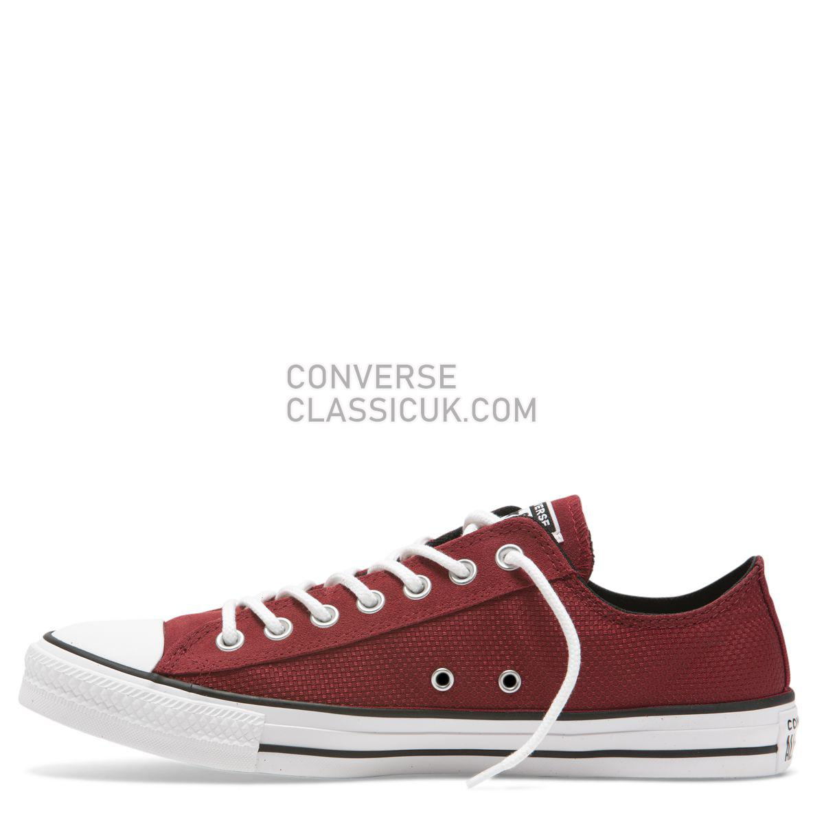 Converse Chuck Taylor All Star Utility Low Top Back Alley Brick Mens Womens Unisex 165336 Back Alley Brick/White/Black Shoes