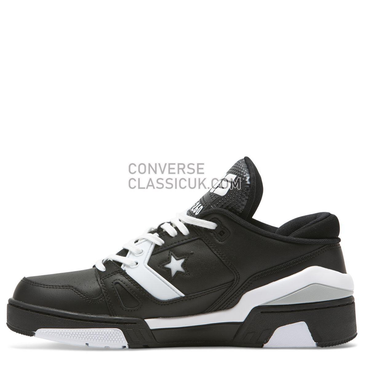 Converse ERX 260 Archive Alive Low Top Black Mens 165045 Black/White/Dolphin Shoes