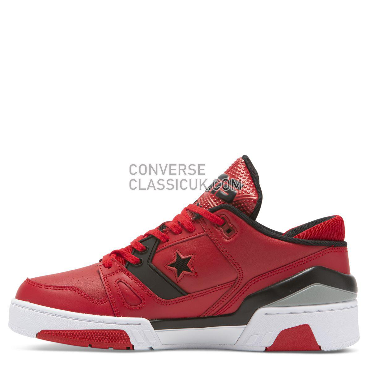 Converse ERX 260 Archive Alive Low Top Enamel Red Mens 165043 Enamel Red/Black/White Shoes