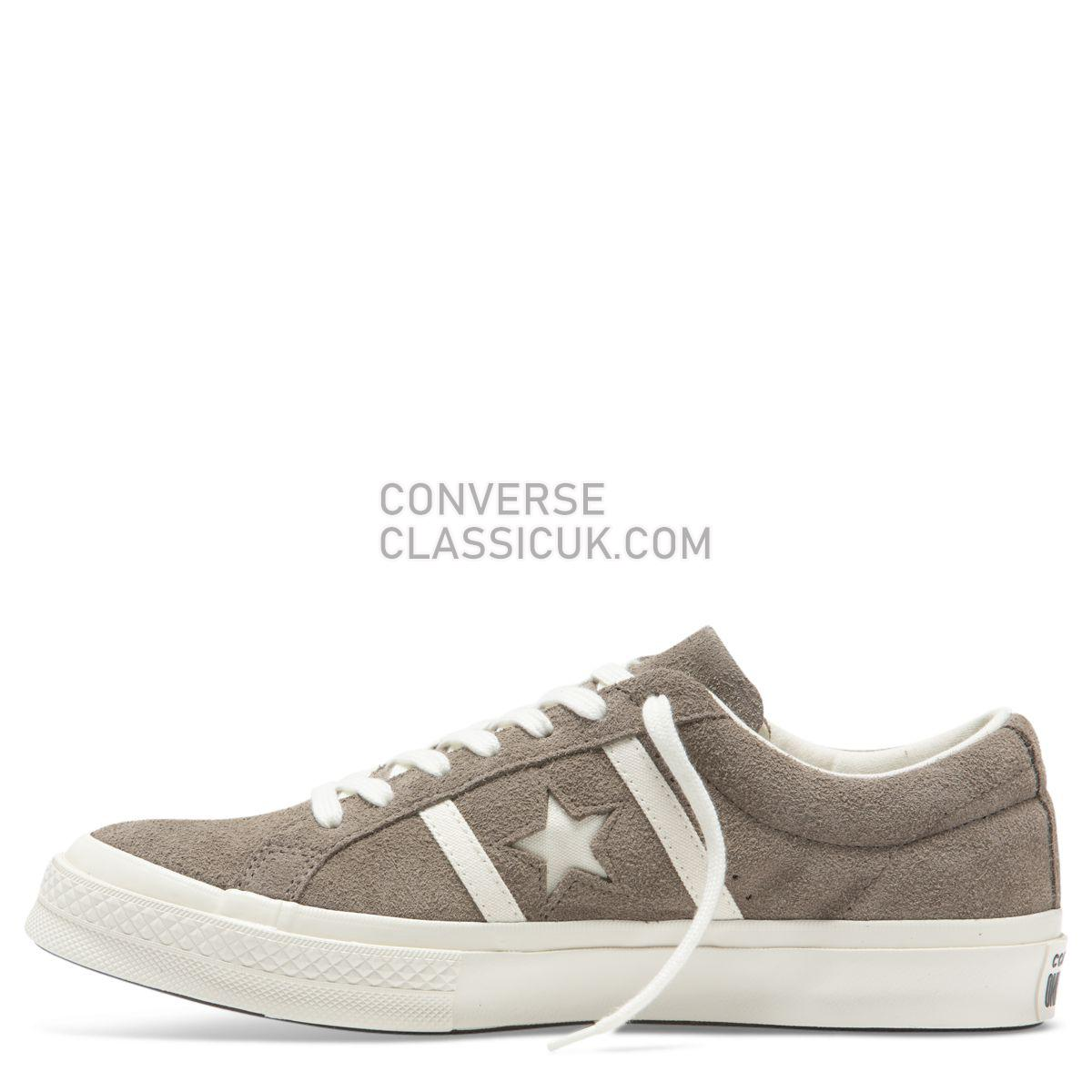 Converse One Star Academy Time Capsule Low Top Mason Taupe Mens Womens Unisex 165042 Mason Taupe/Egret/Egret Shoes