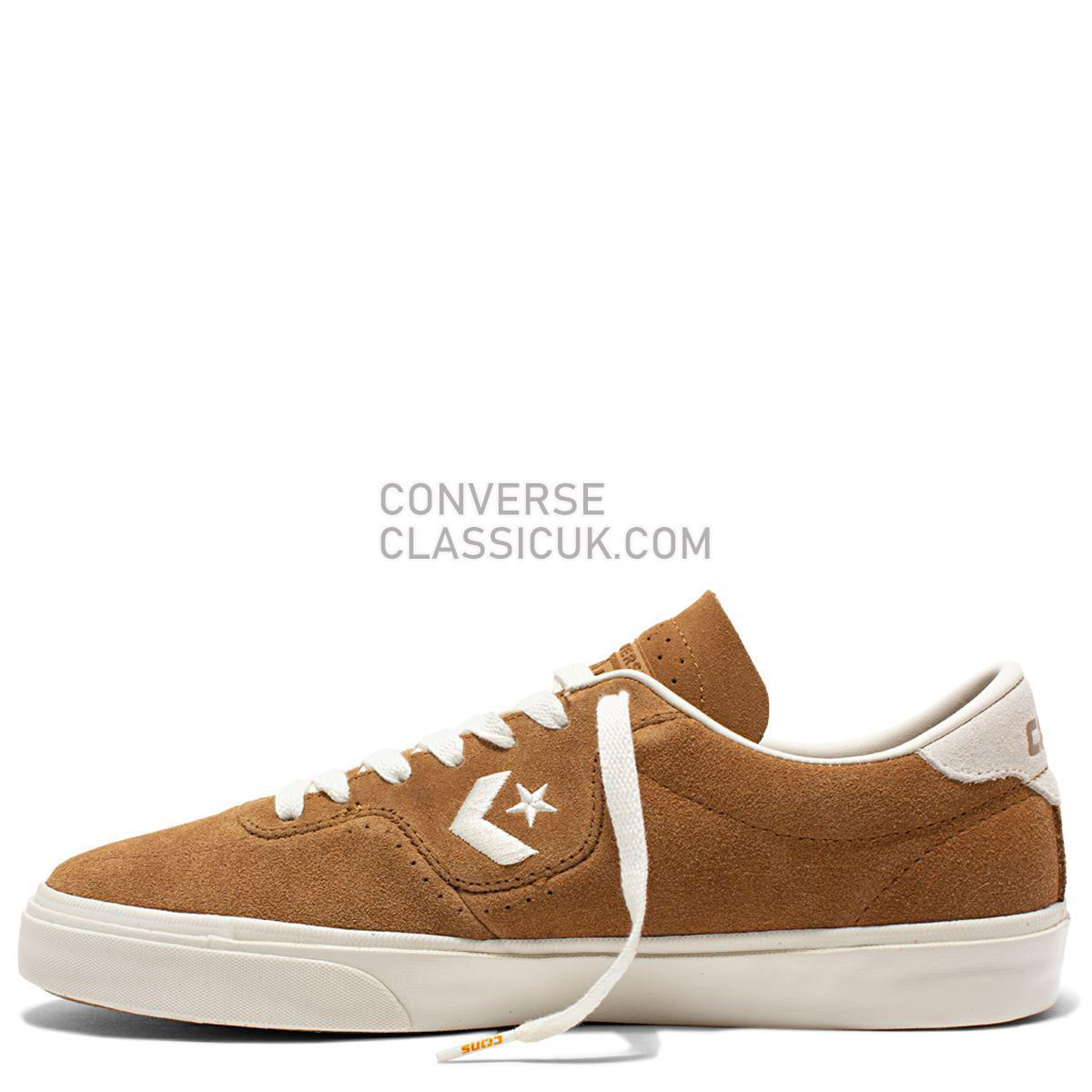 Converse CONS Louie Lopez Pro Low Top  Ale Brown Mens 164164 Ale Brown/Active Fuchsia/Egret Shoes