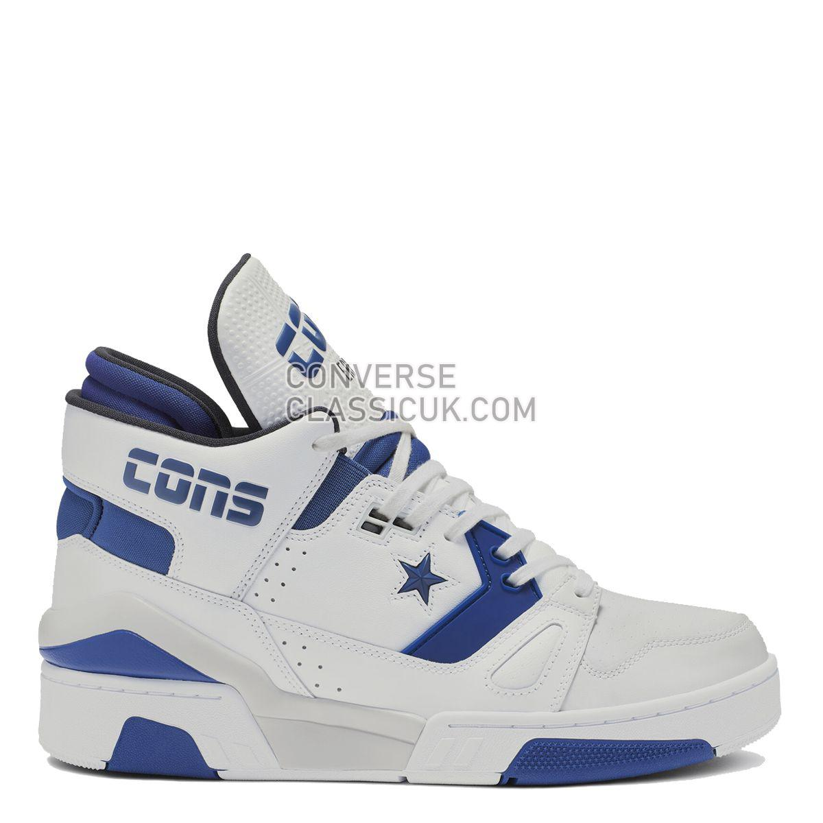 Converse ERX 260 Mid Lake Blue Edition Mens 163851 White/Royal Shoes