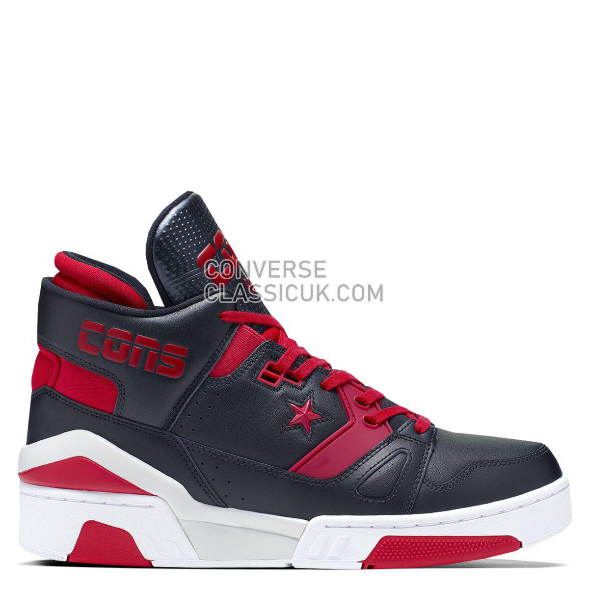 Converse ERX 260 Mid Empire Red Edition Mens 163852 Black/Black/Red Shoes