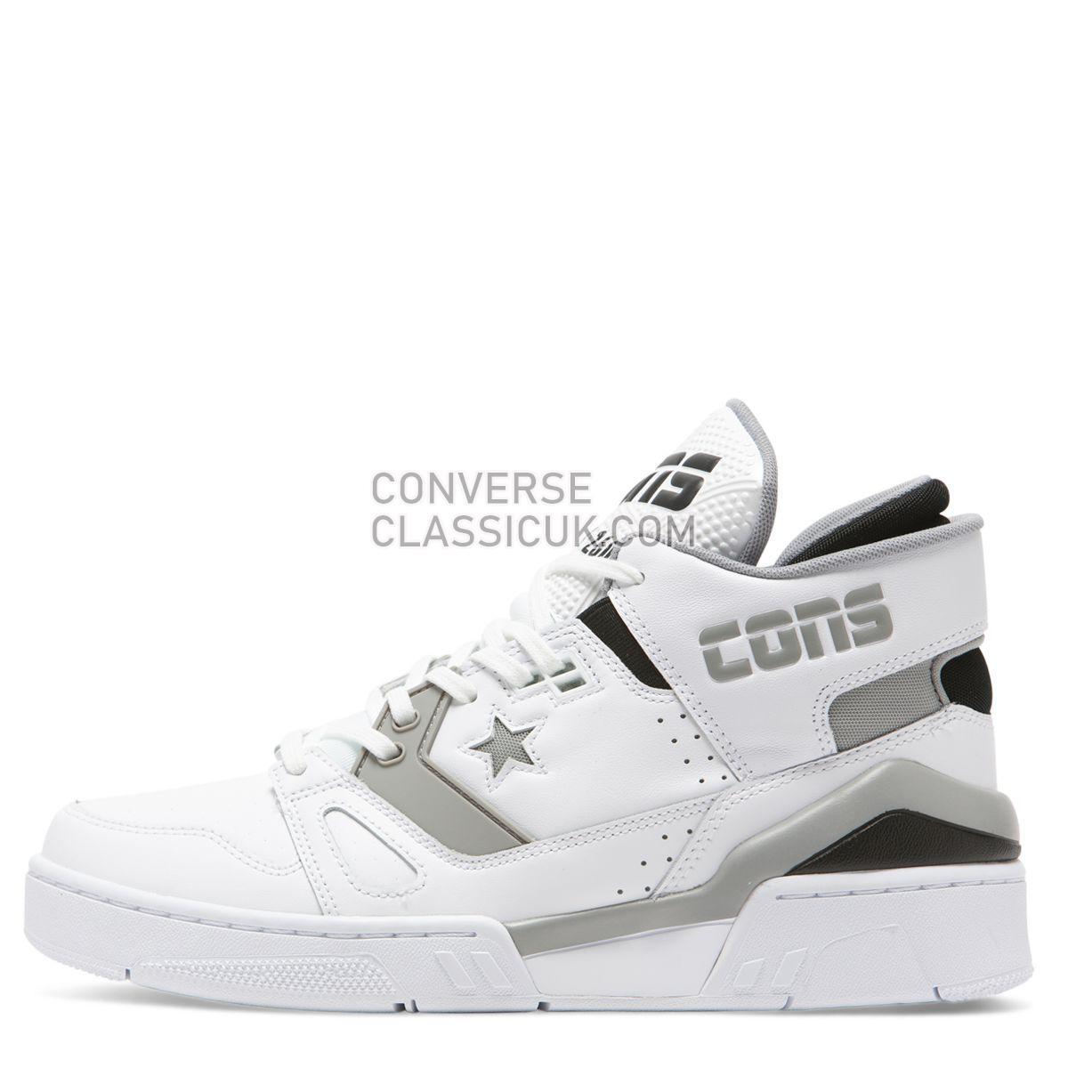 Converse ERX 260 Archive Alive Mid White Mens 165329 White/Mouse/Black Shoes