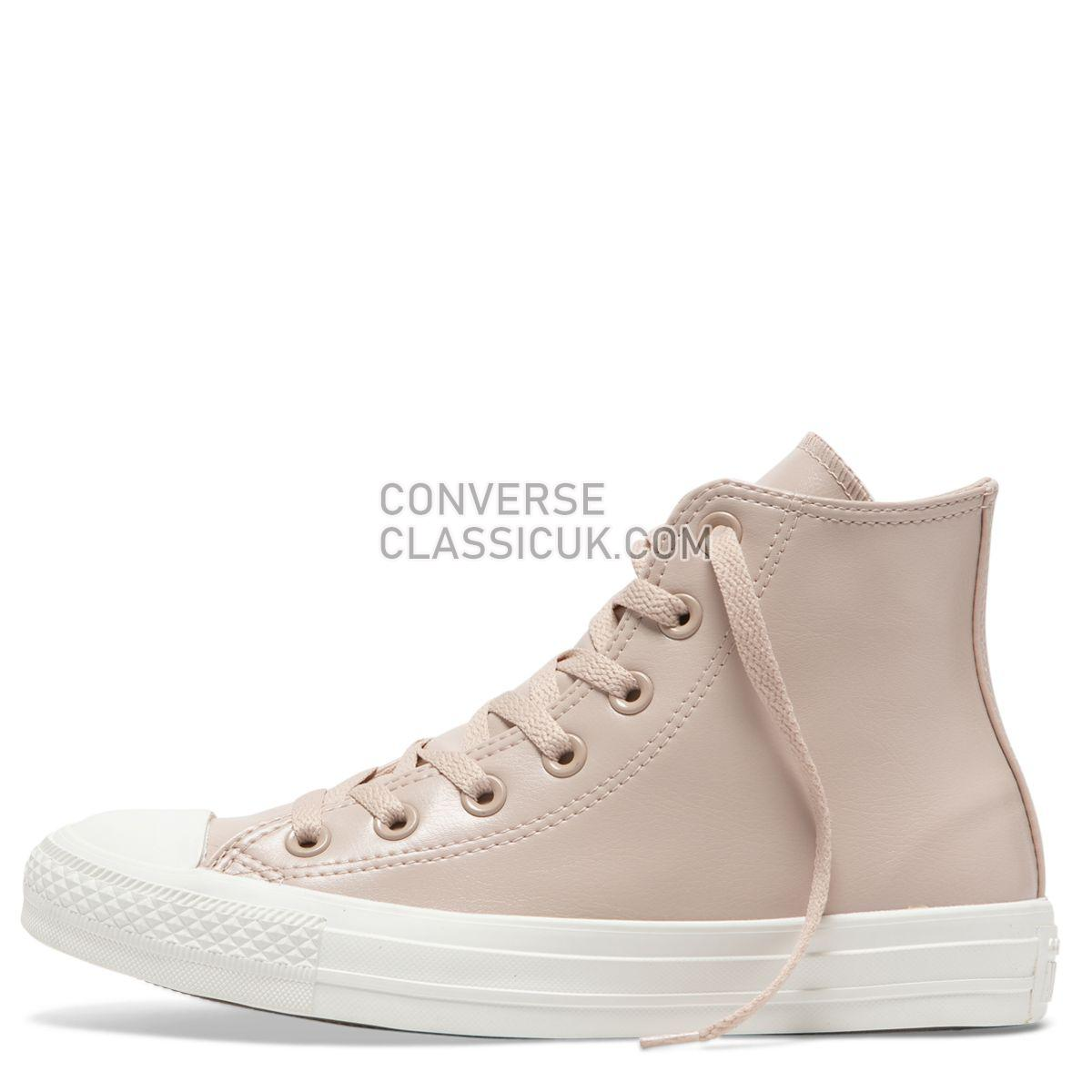 Converse Chuck Taylor All Star Craft SL High Top Particle Beige Womens 564398 Particle Beige/Particle Beige/Vintage White Shoes