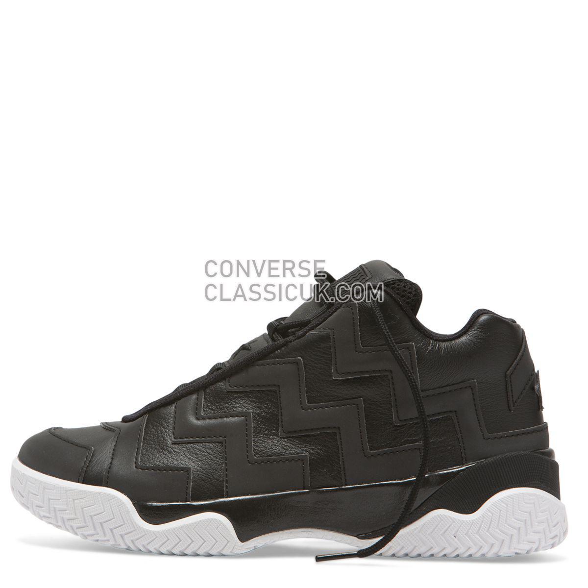 Converse Chuck Taylor All Star VLTG Mission-V Mid Black Mono Womens 565063 Black/Black/Black Shoes