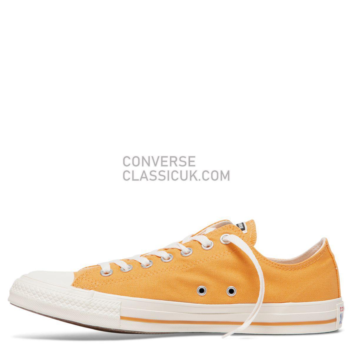 Converse Chuck Taylor All Star Cali Wash Low Top Melon Baller Mens Womens Unisex 165692 Melon Baller/Egret/Egret Shoes