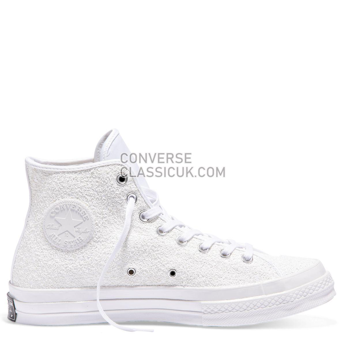 Converse Chuck Taylor All Star 70 After Party High Top White Mens 162472 White/Silver/White Shoes