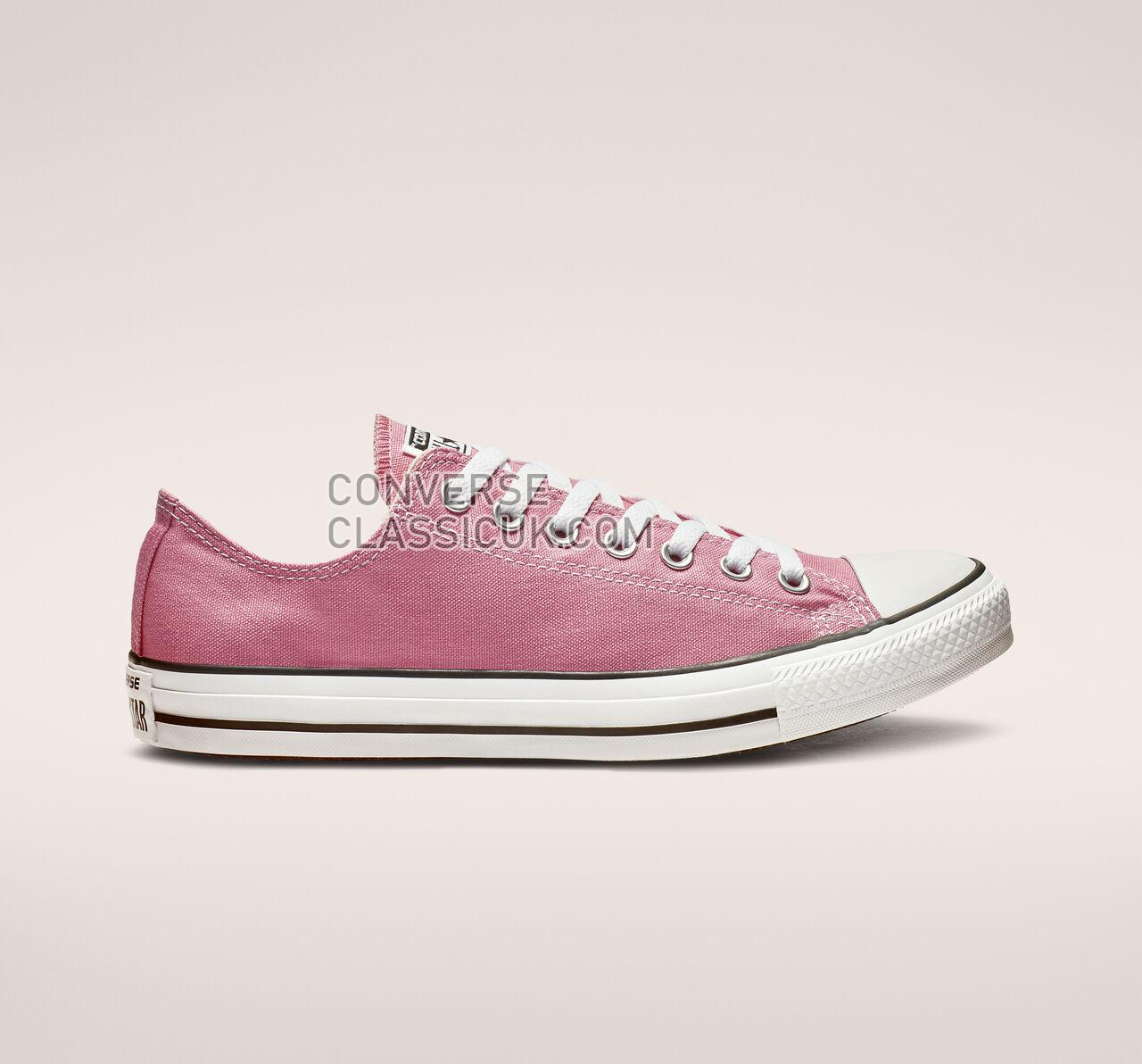 Converse Chuck Taylor All Star Low Top Mens Womens Unisex M9007 Pink Shoes
