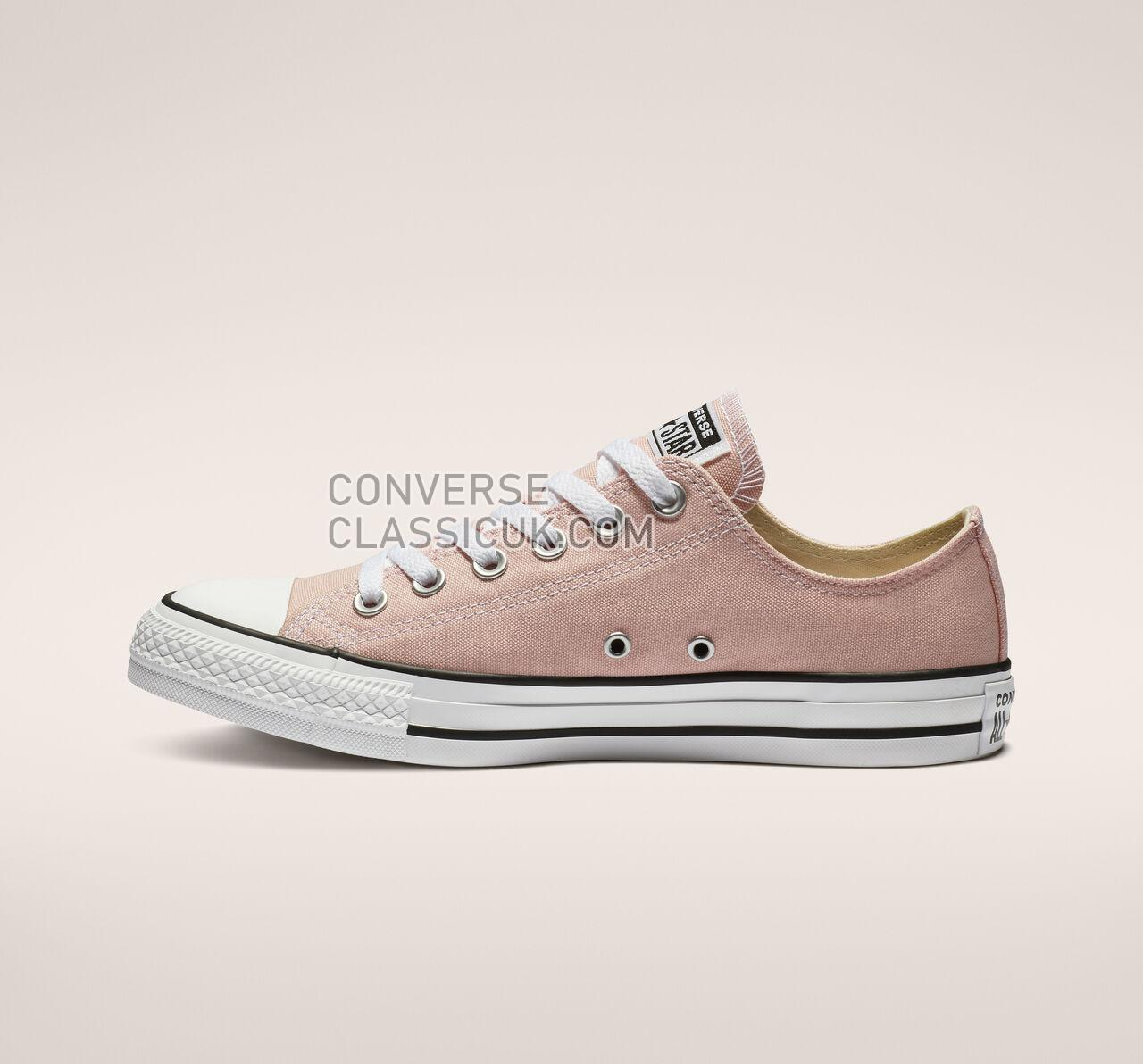 Converse Chuck Taylor All Star Seasonal Color Low Top Mens Womens Unisex 162115F Storm Pink Shoes