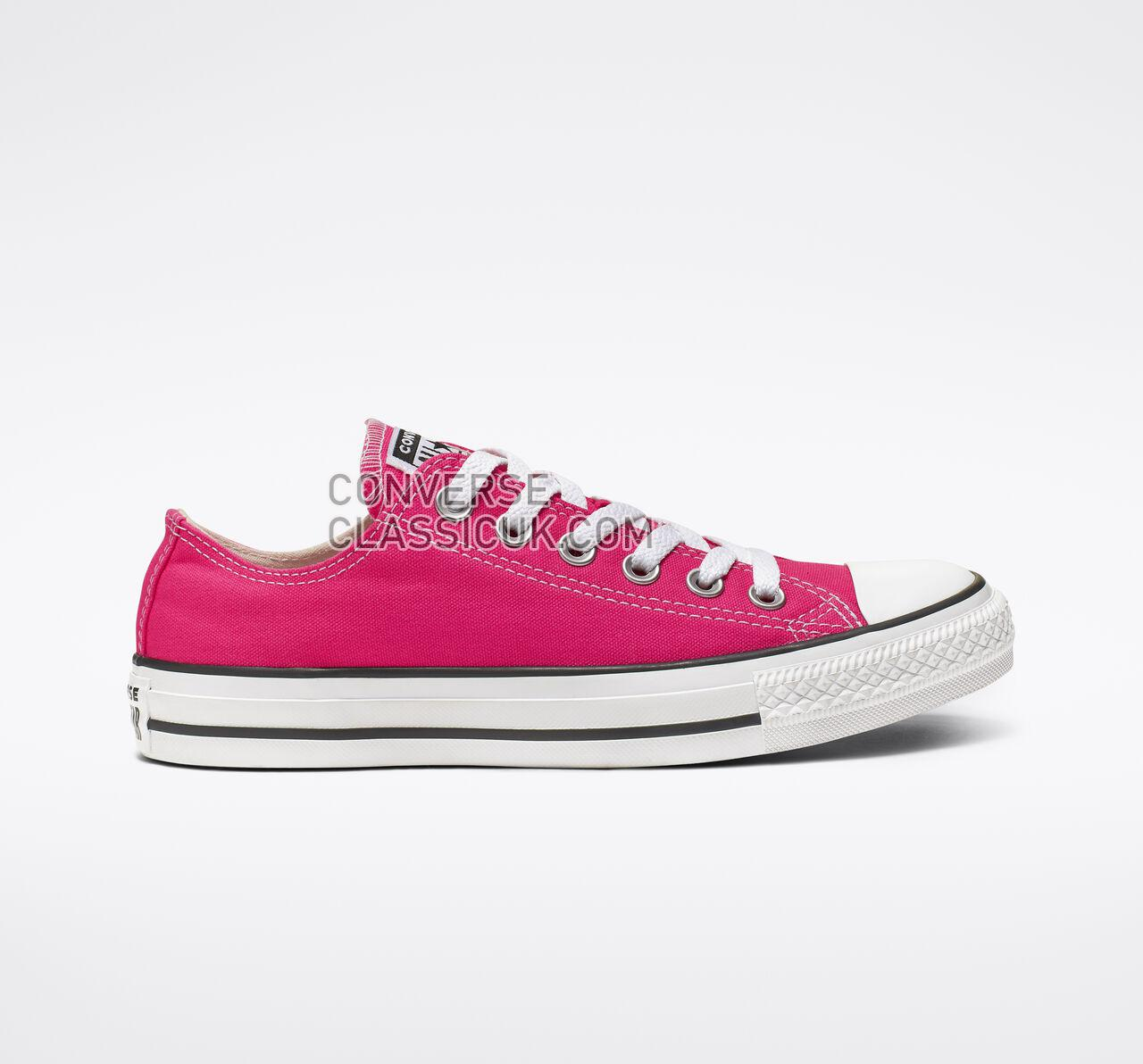 Converse Chuck Taylor All Star Seasonal Color Low Top Mens Womens Unisex 164294F Strawberry Jam Shoes