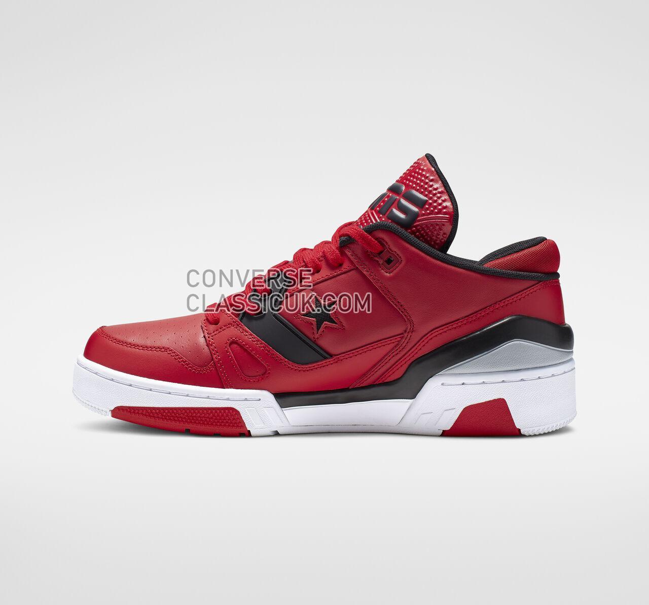 Converse ERX 260 Low Top Mens Womens Unisex 165043C Enamel Red/Black/White Shoes