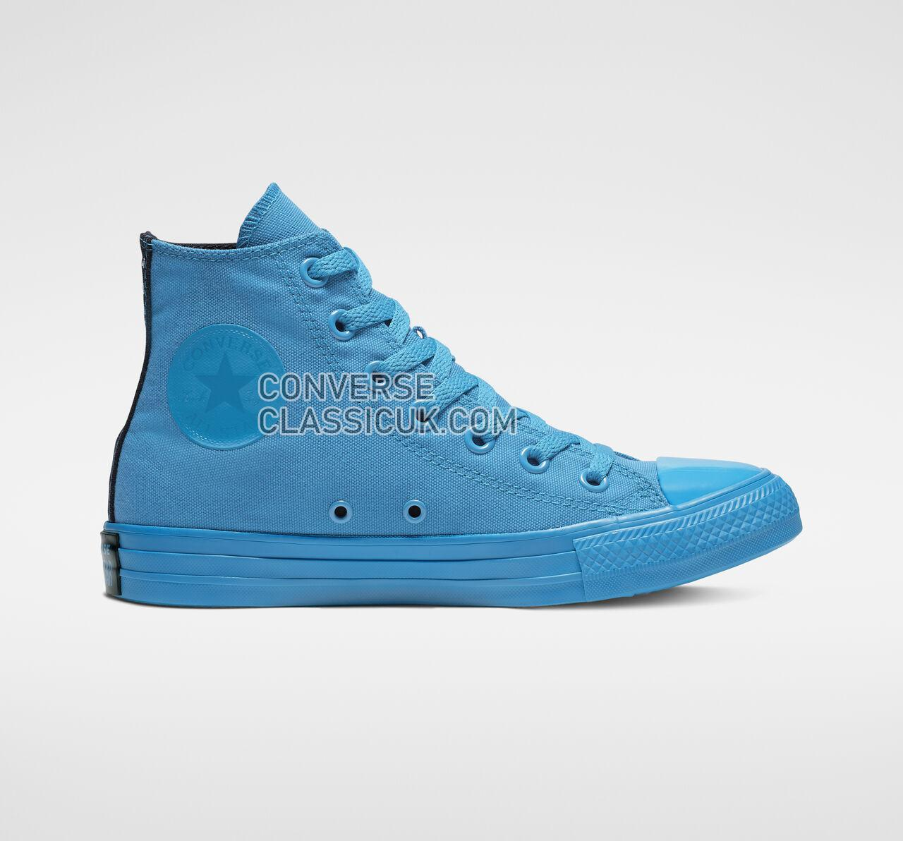 Converse x OPI Chuck Taylor All Star High Top Mens Womens Unisex 165659C Music is My Muse Shoes