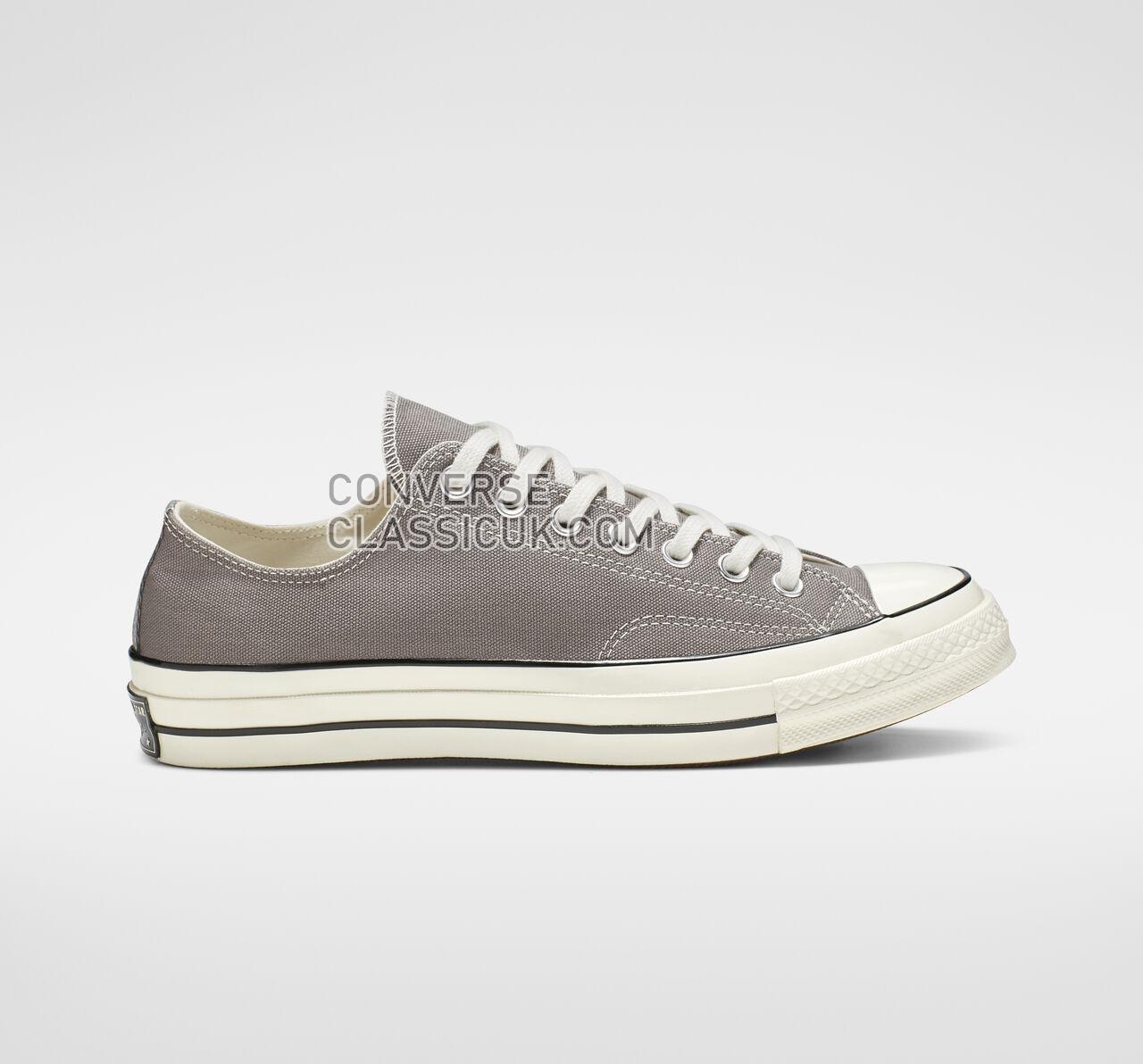 Converse Chuck 70 Low Top Mens Womens Unisex 164951C Mason/Egret/Black Shoes