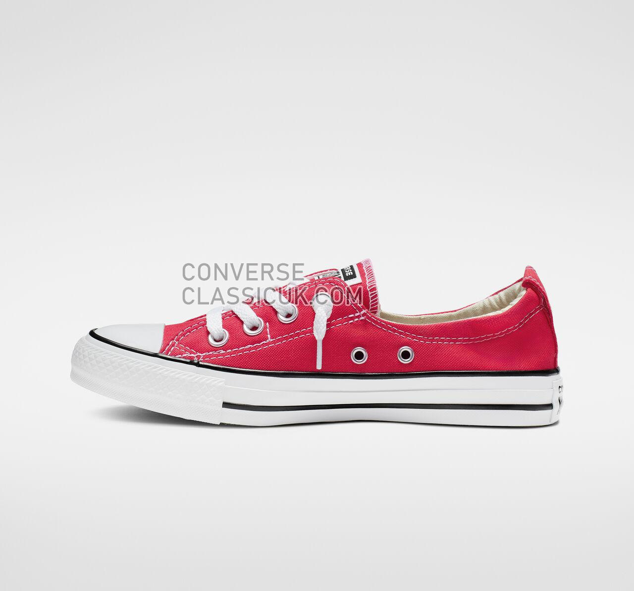 Converse Chuck Taylor All Star Shoreline Slip Womens 537083F Varsity Red Shoes