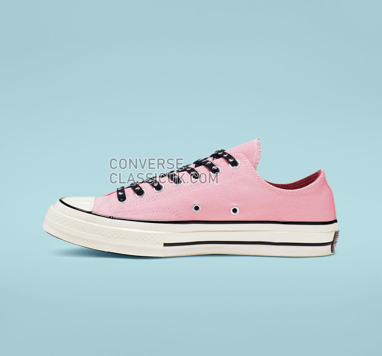 Converse Chuck 70 Psy-Kicks Low Top Mens Womens Unisex 164212C Bleached Coral/Dusty Peach Shoes