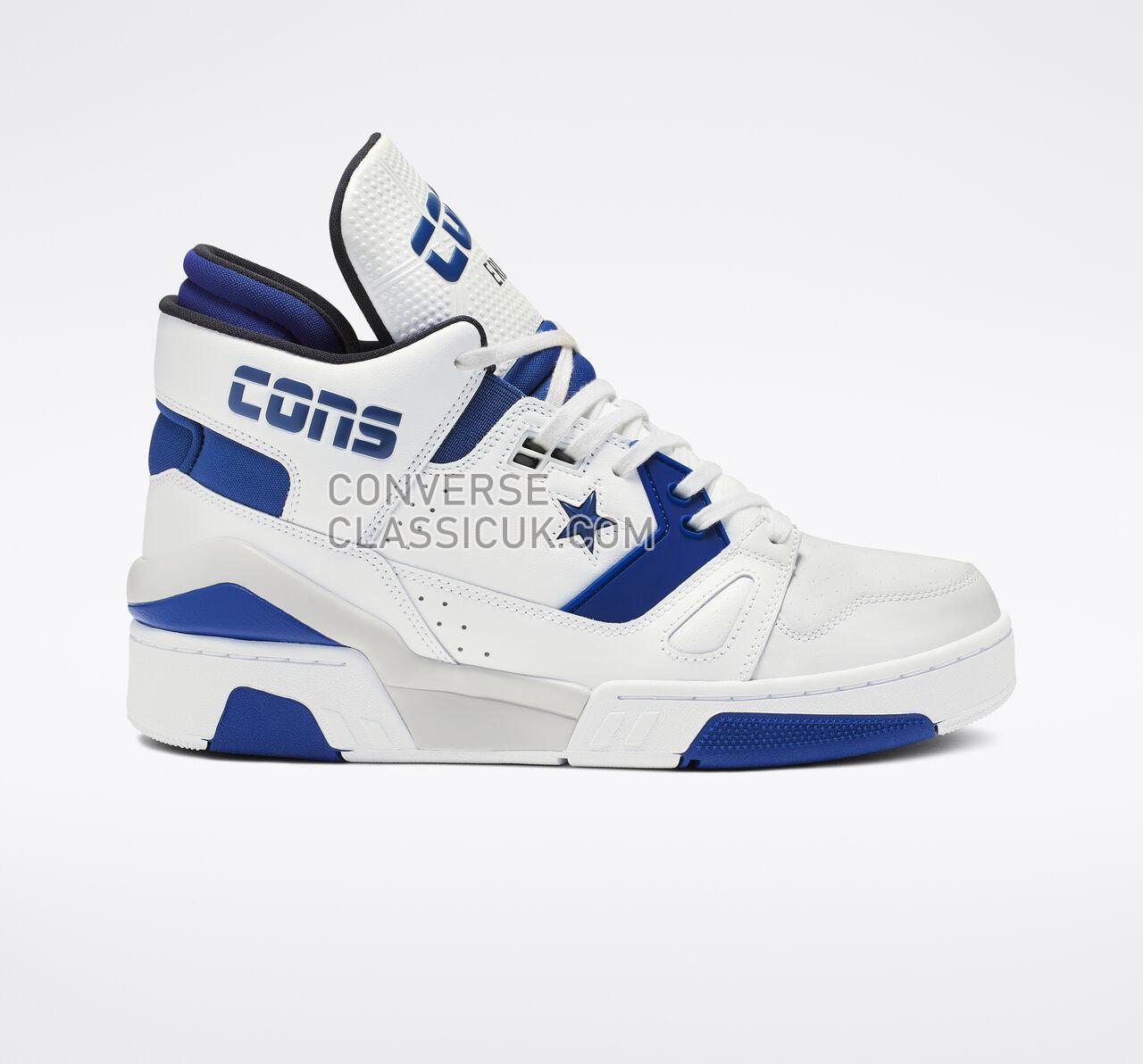 Converse ERX 260 Mid Mens Womens Unisex 163851C White/Blue/Mason Shoes