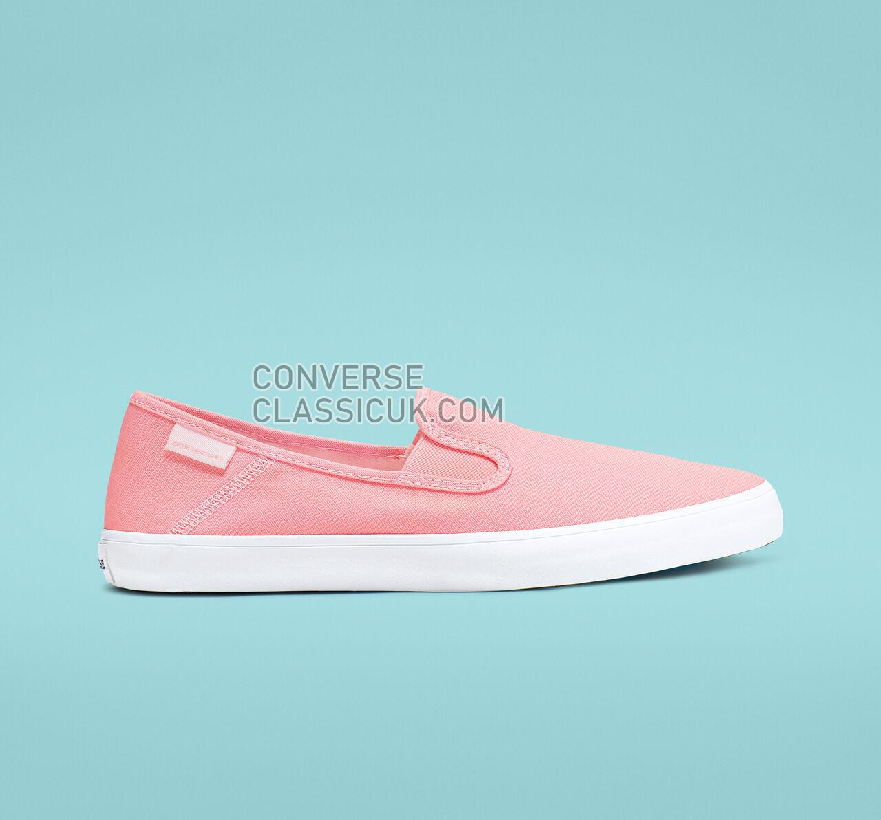 Converse Rio Summer Crush Slip Womens 564325F Bleached Coral/Washed Coral Shoes