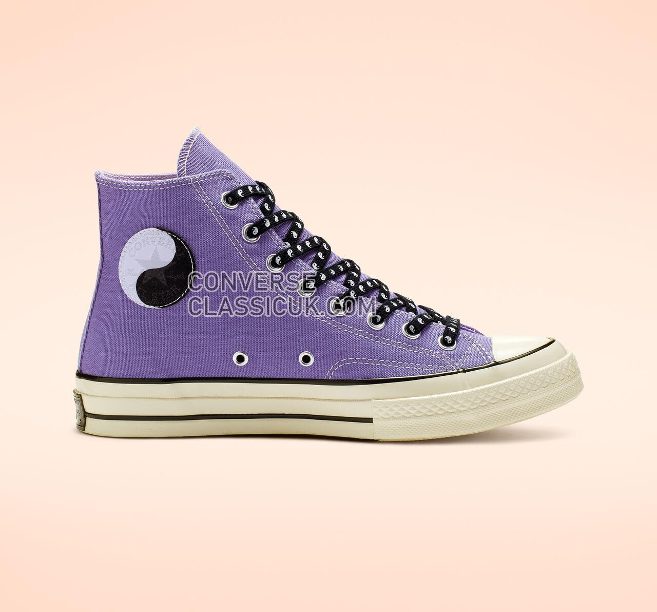 Converse Psy-Kicks Chuck 70 Womens 164211C Wild Lilac/Black/Egret Shoes
